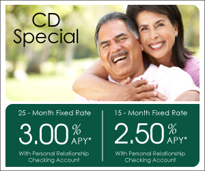 CD Special - Limited Time Offer