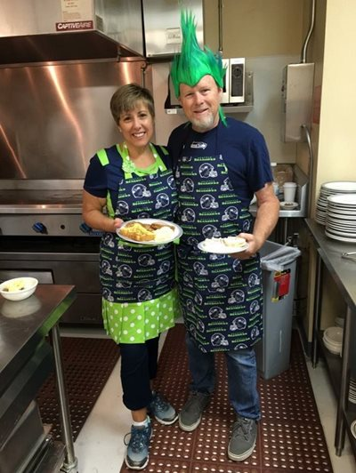 Snohomish Senior Center Monthly Breakfast
