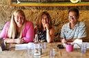 Ria Van Weerdhuizen, Tina Ruff and Scott Ward