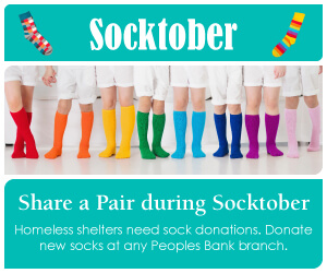 Share a Pair during Socktober