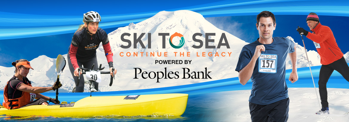 Peoples Bank - Ski to Sea 2015