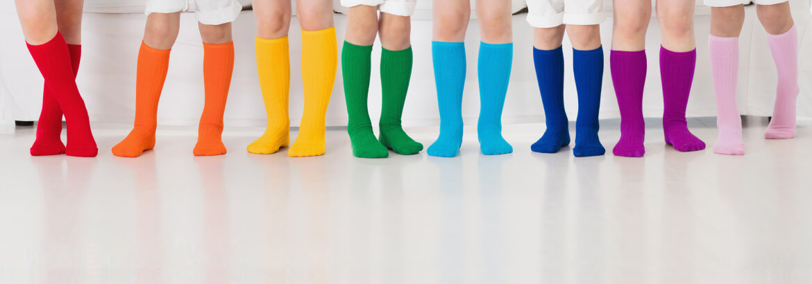 Share a Pair During Socktober - donate socks at any Peoples Bank branch