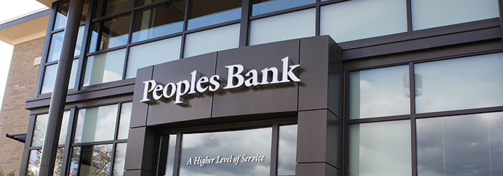 Peoples Bank - Our History