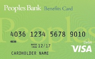 HSA Benefits Card