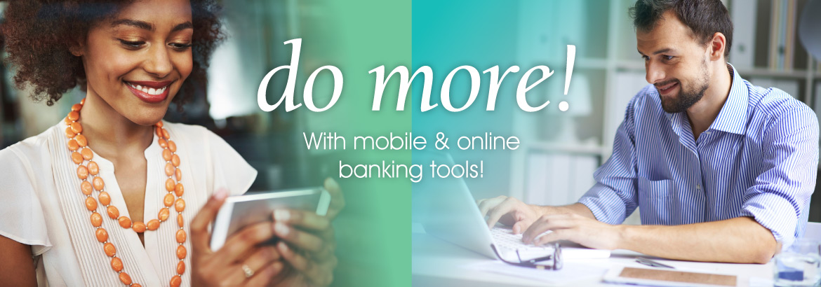 Mobile and Online Banking Tools
