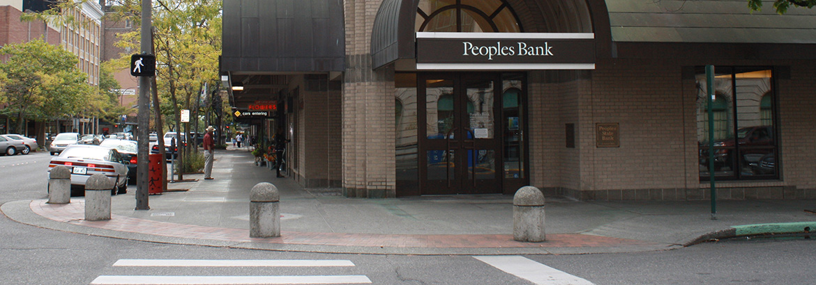 downtown bank peoples bellingham peoplesbank drive thru wa locations office branch banking atm loan