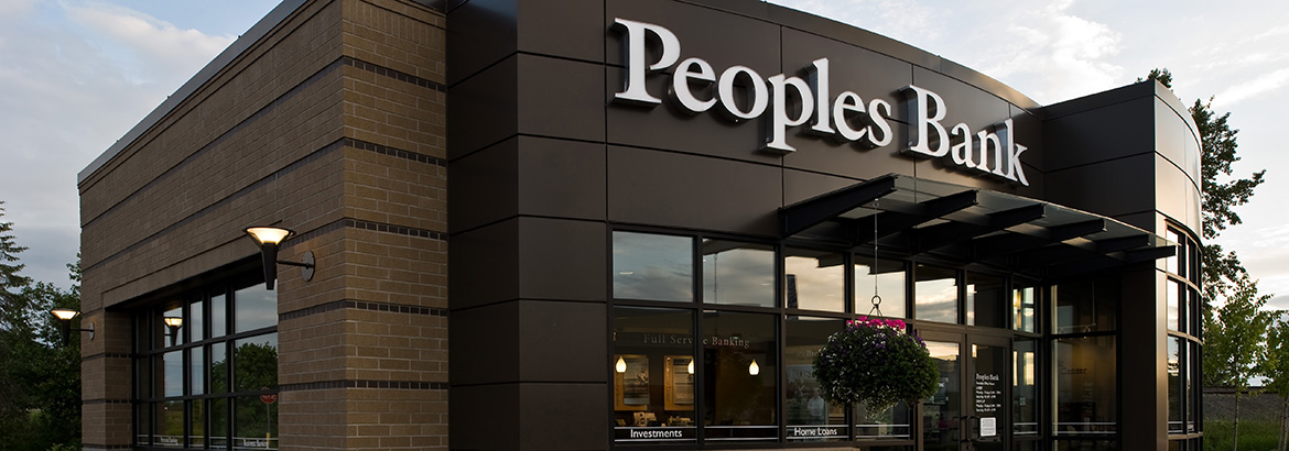 Peoples Bank Ferndale Branch