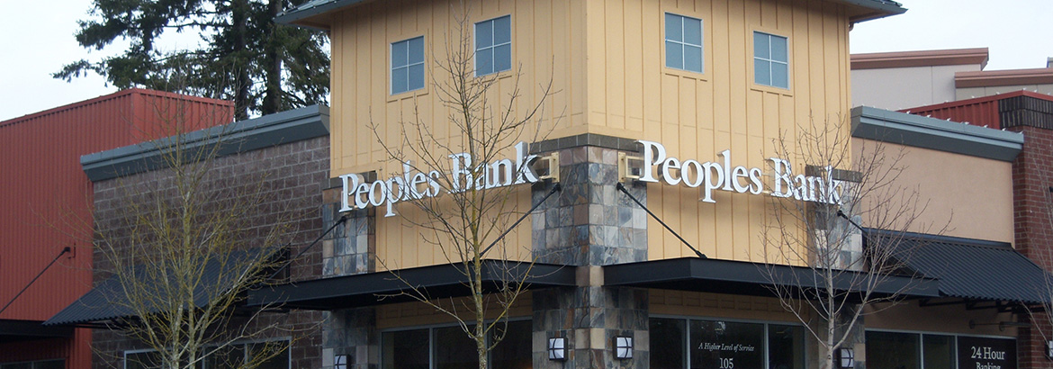 Peoples Bank Mill Creek Branch