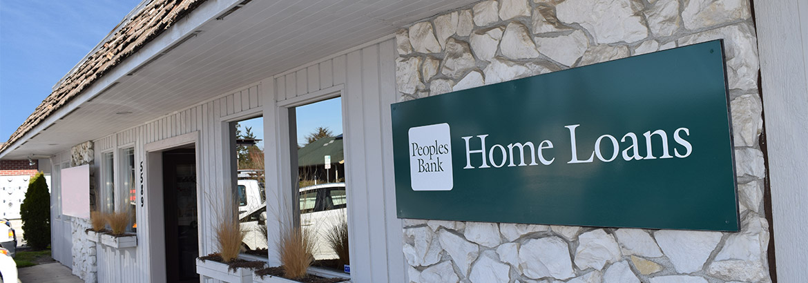 Peoples Bank Freeland Home Loan Center